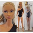 Glam Zone Janay (in Black) Convention Doll