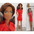 Glam Zone Alysa (red dress) Convention Doll
