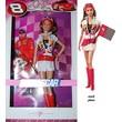 NASCAR Dale Earnhardt Jr Barbie