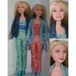 Oslon Twins 2 Dolls - Display Dolls