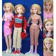 Olson Twins 3 Dolls - Display Dolls