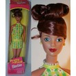 Pretty in Plaid Restyled Barbie with box