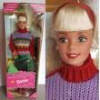 Tree Trimming Barbie
