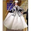 GWTW Barbie as Scarlett White Dress