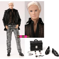 Beauty Boss Cabot Clark™ Fashion Figure