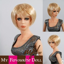 Bubbles Wig Honey Blonde Size 4-5