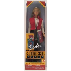 Cherokee Barbie