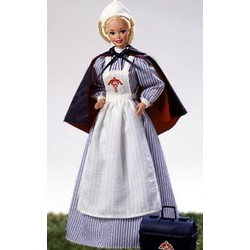 Civil War Nurse Barbie