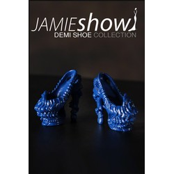 Gaga Shoes Cobalt