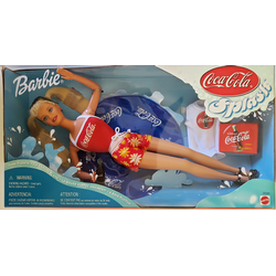 Coca Cola Splash Barbie
