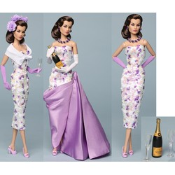 Glittering Gala Evelyn Weaverton™ Dressed Doll