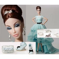 Inspiration Monogram Doll