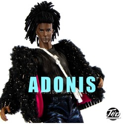 So Cool & Hot Adonis Dressed Doll