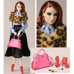 Sophistiquée Vanessa Perrin™ Dressed Doll