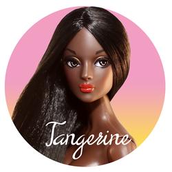 Perfume Girl: Tangerine  Fatima