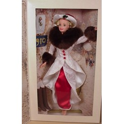 Hallmark Holiday Memories Barbie