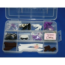 DDC Shoes / Gloves / Accessory Kit