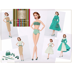All Aboard On The 2nd Evelyn Weaverton® Mix & Match Gift Set