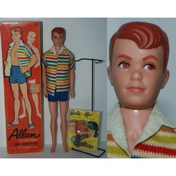 Allan Doll in Box