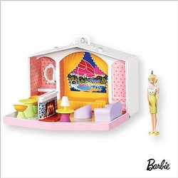 Barbie Family Deluxe House Hallmark Ornament