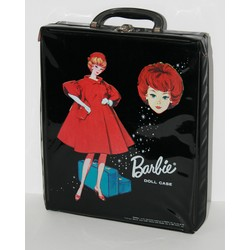 Case - Barbie Red Flare Black