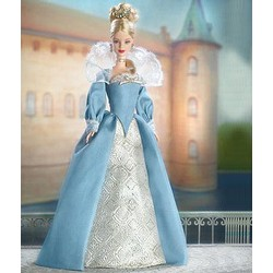Princess of Danish court Barbie