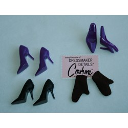 DDC Shoes (3) & Gloves