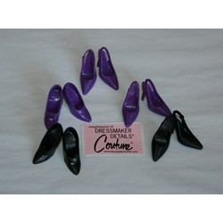 DDC Shoes 5 Pairs