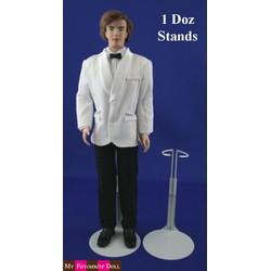 Dozen Stands - Ken - White