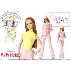 Downtown Poppy Parker Doll