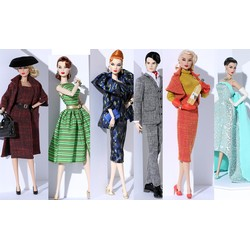 East 59th 2018 Collection (6 Dolls)