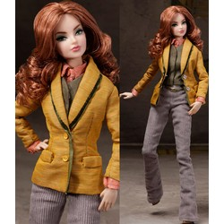 Gavin Back to Brooklyn Collection Dynamite Girls Doll