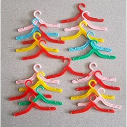 Hangers - 22 Assorted Vintage