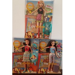 My Scene Jammin' In Jamaica 3 Dolls