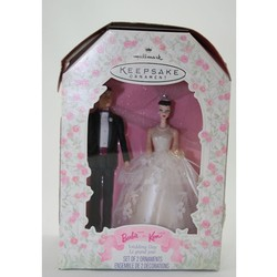 Hallmark Wedding Day Gifset Ornament