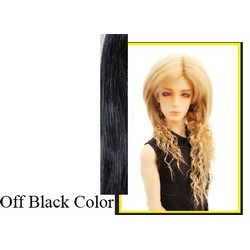 Lovely Wig Off Black Size 6-7