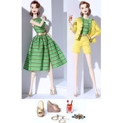 Mai Tai Swizzle Constance Doll