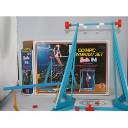Olympic Gymnast Set 1974