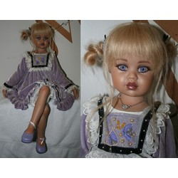 Paige - Jan Mclean Doll