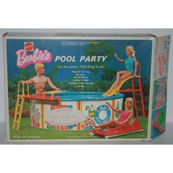 Barbie Pool Party Set 1973