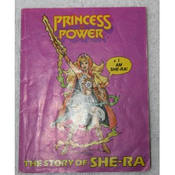 Princess of Power Mini Comic Book