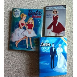 Mini Repro - Paper Dolls, Collect Encyclopeida & Doll Anthology