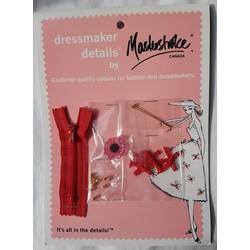 Dressmaker Details  Red Ahead Pak