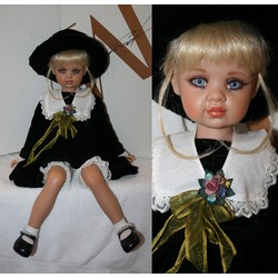 Rose - Jan McLean Doll