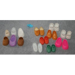 Shoes - Misc Larger Feet Dolls