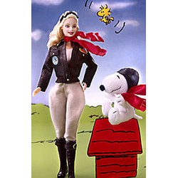 Barbie and Snoopy