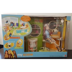My Scene So Chic Salon Play Set