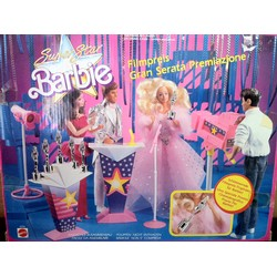 My Favourite Doll - Mailing Address Only - Super Star Barbie Movie
