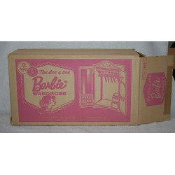 Susy Goose Barbie Wardrobe BOX