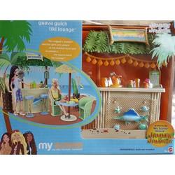 My Scene Guava Gulch Tiki Lounge Play Set